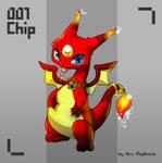CG - 001 - Chip