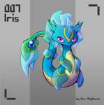 CG - 007 - Iris