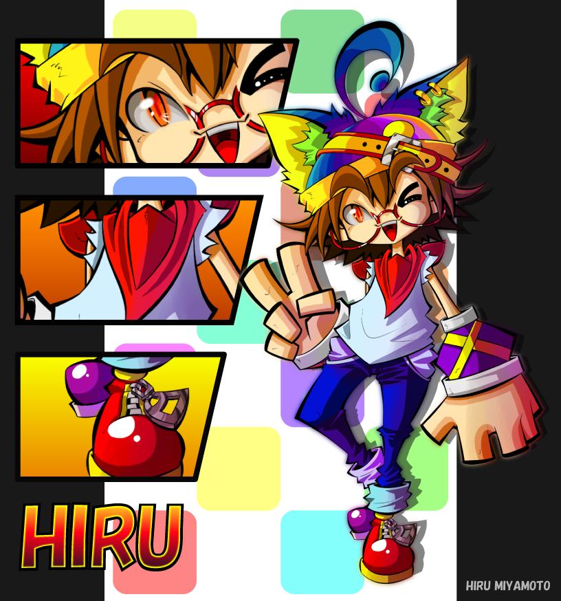 CG - Hiru