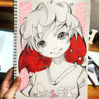 Sketch - Another one by hiru-miyamoto