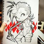 Sketch - Punk Rock
