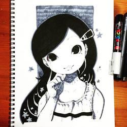 Shiroro by hiru-miyamoto
