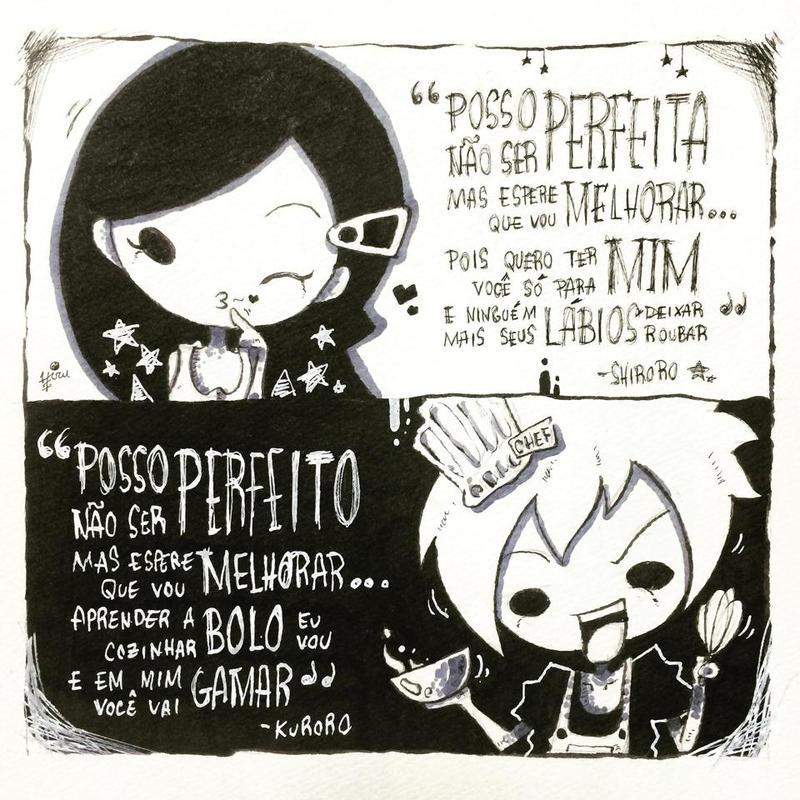 Shiroro x Kuroro 009