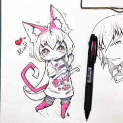 Meow x3