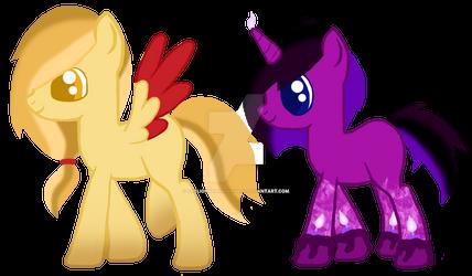 ponys for Pony-Paradice