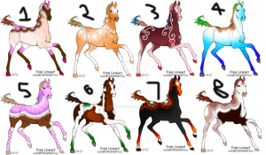 horse Collab Adopts closed