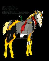 misfit foal for Devinaden 2