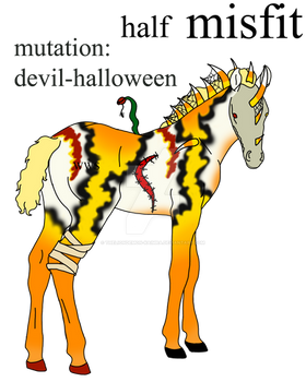 Misfit Foal - Mine