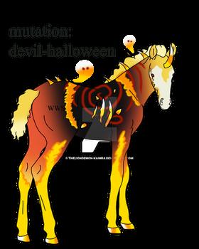 misfit foal- mine