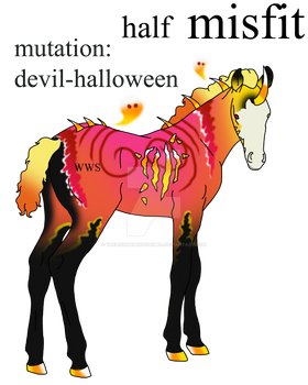 misfit foal for Devinaden 3