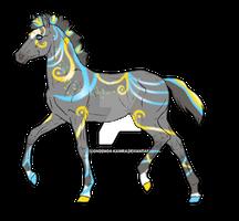 N6957 padro foal design