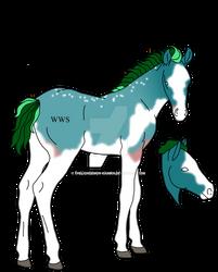foal Devinaden 2