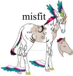 Misfit Foal Mine