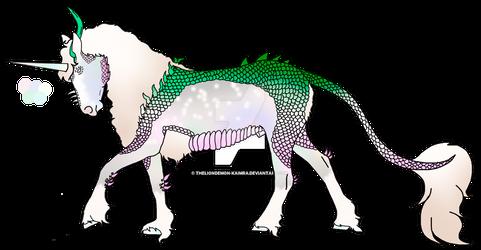 P290 Pastel Dragon