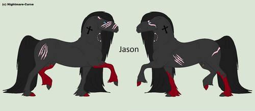 Jason Refernce 2016 By Ilovewerewolf1