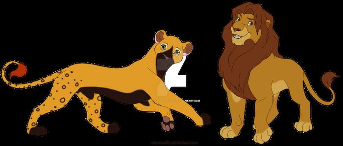 Savannah and Sibusiso