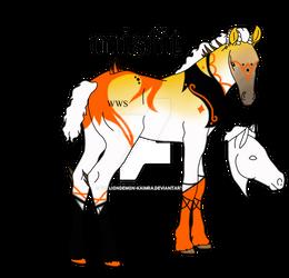 misfit foal Devinaden