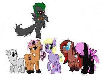 Pony Species Collab 2
