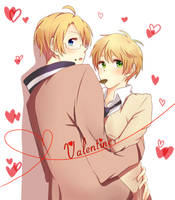 Happy Valentine's Day by milaa-chan