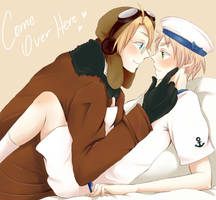 APH - Come Over Here by milaa-chan