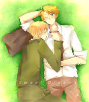APH :: Sweet Dreams :: by milaa-chan