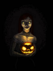 All Hallow's Eve by Madchangeling