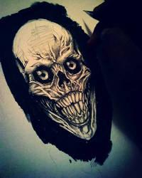 zombie by 8rtman11