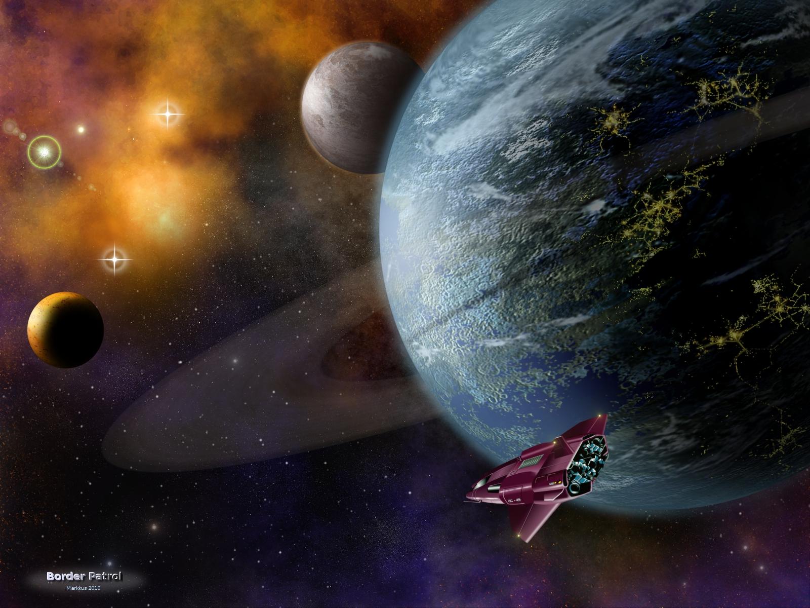 Space Patrol Ring Tone