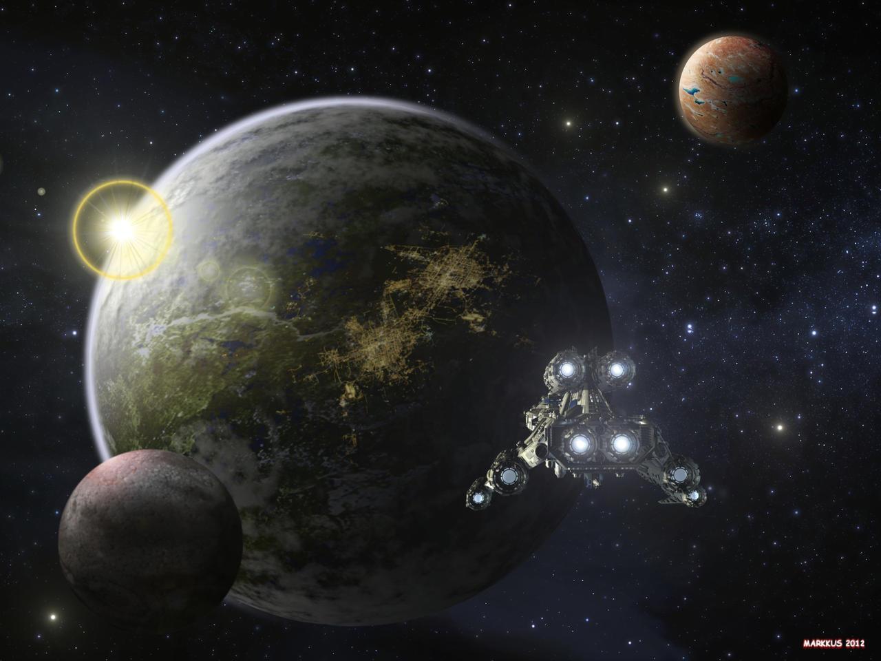 Orbital Approach