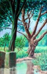 Old oak by Markkus76