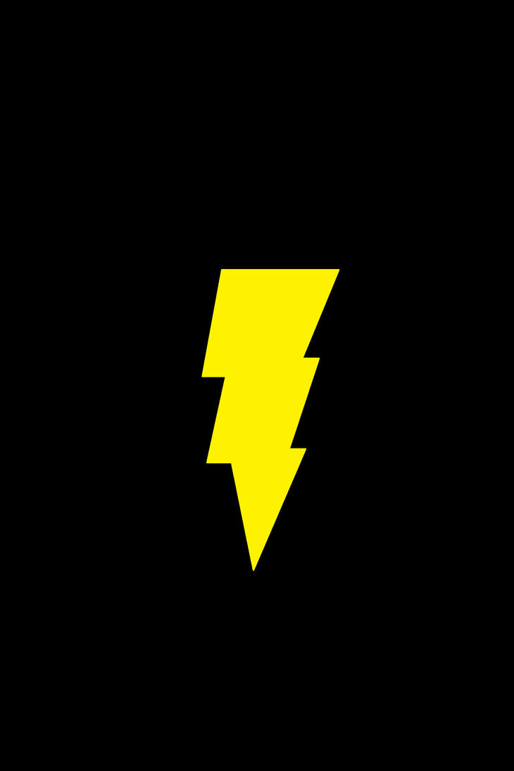 Black Adam Logo Wallpaper  Black Adam Symbol