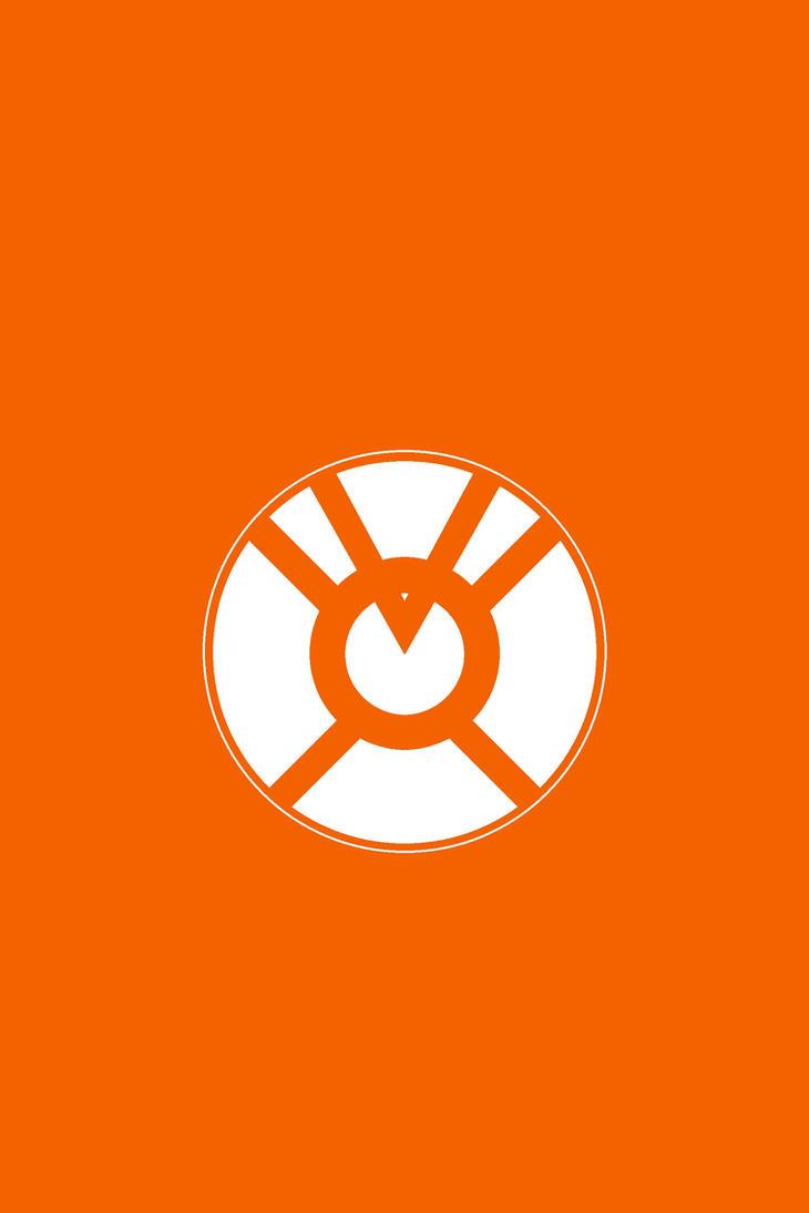 Orange Lantern Corps by portfan on DeviantArtOrange Lantern Corps Logo