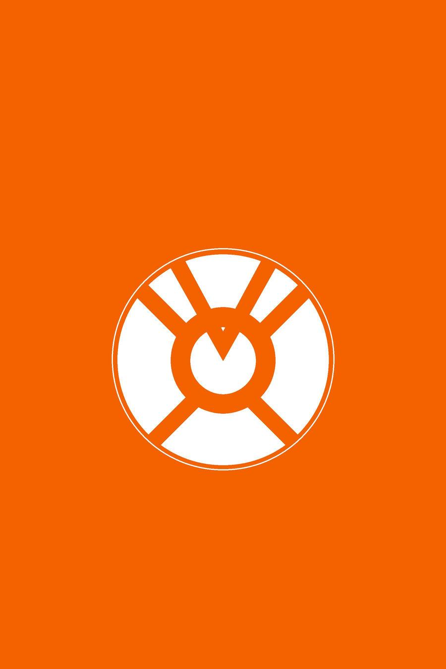 Orange Lantern Corps by portfan on deviantART