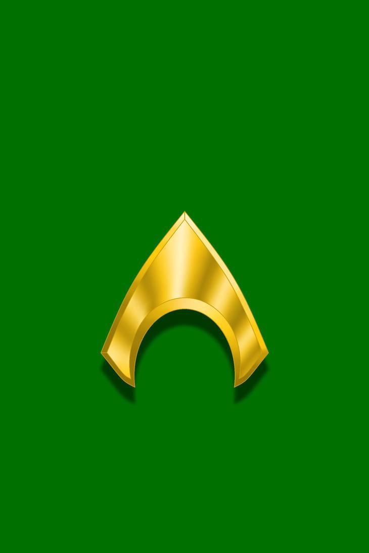Aquaman Logo Aquaman - New 52 by portfan