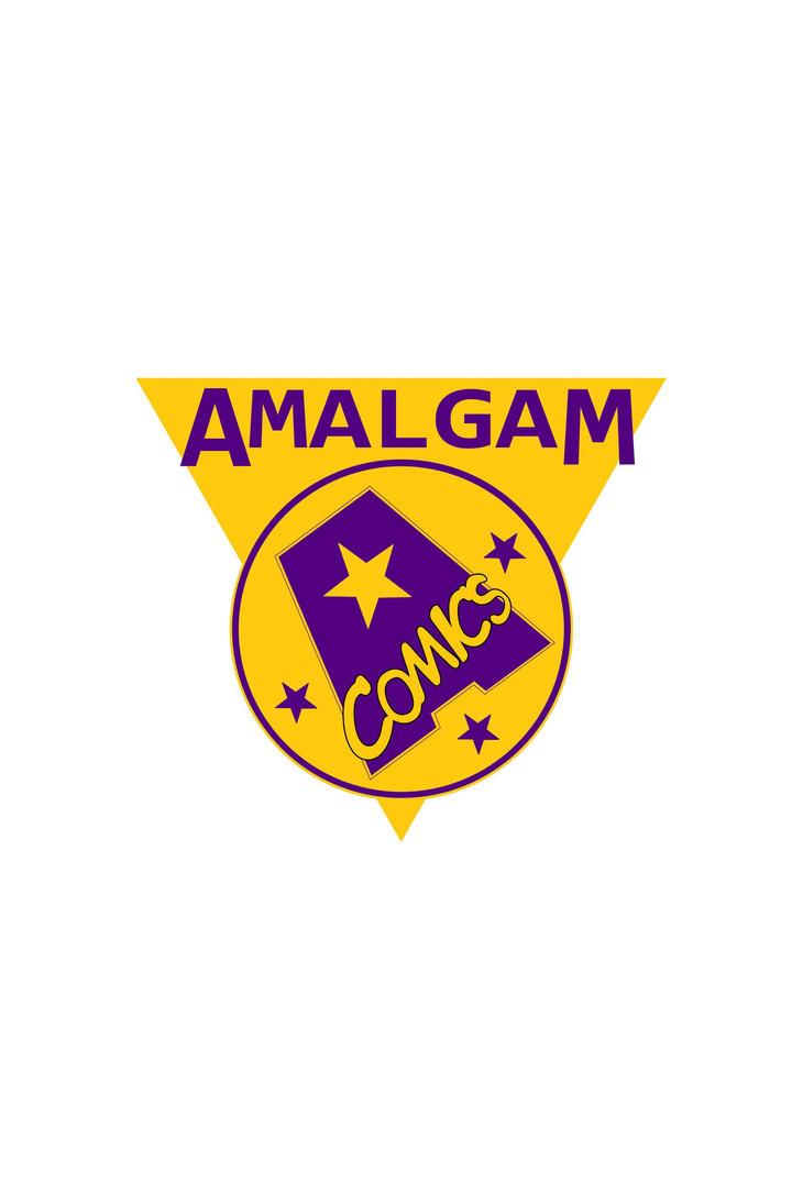 Copyright 169 2017 the design co all rights reserved - Amalgam Comics Logo By Portfan On Deviantart