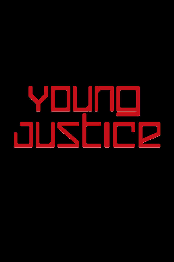 young justice logo by portfan on deviantart