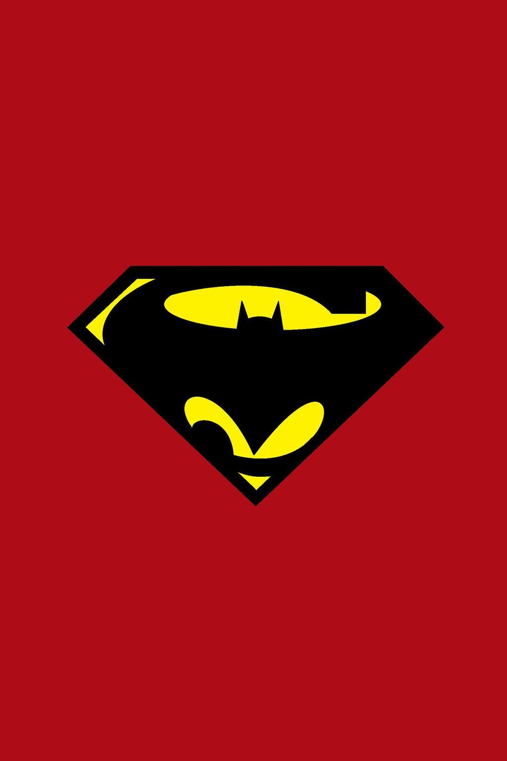 Superman/Batman I Am Legend logo
