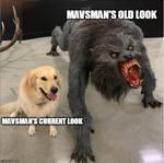 MavsMan's Looks Be Like: