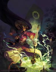 Deep Magic by marcel-mercado