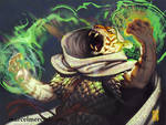 Romance of the Nine Empires - Resplendant Tiger