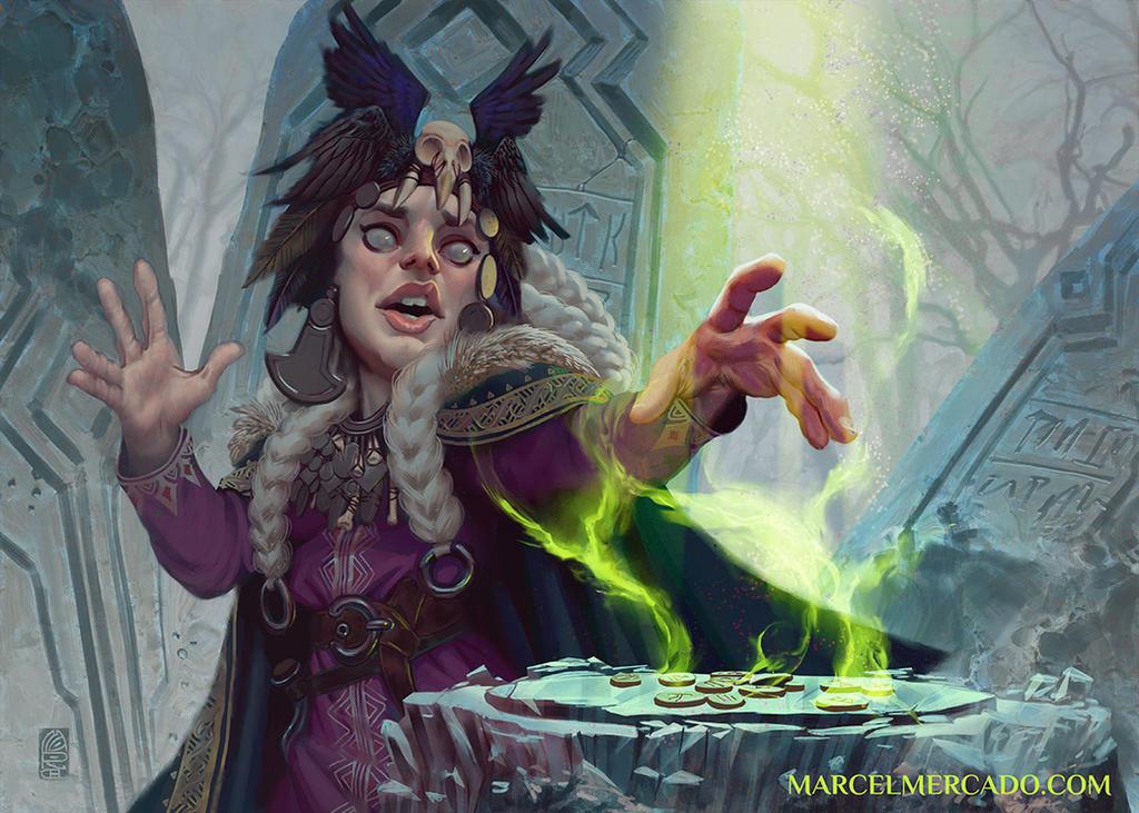 Runes Magic by marcel-mercado
