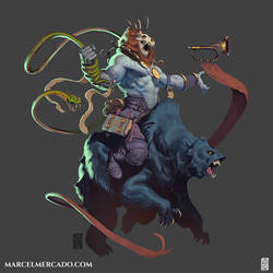 Purson King of Secrets by marcel-mercado