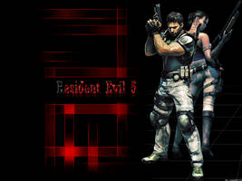 Resident-Evil-5 by hamed2si