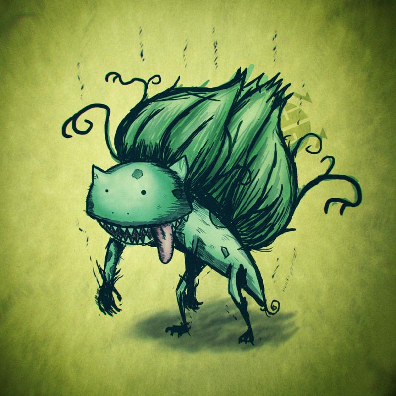Plant Kaiju Type One By Vusiuz On DeviantArt