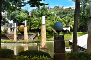 Ayodya Park by Vusiuz