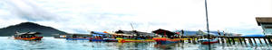 Ketapang Port - South Lampung by Vusiuz