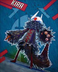 Shadow Crow - Kira by Vusiuz