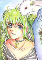 Commission - Mizu by Raquach by yami-izumi