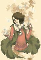 KR W - Christmas Philip by yami-izumi