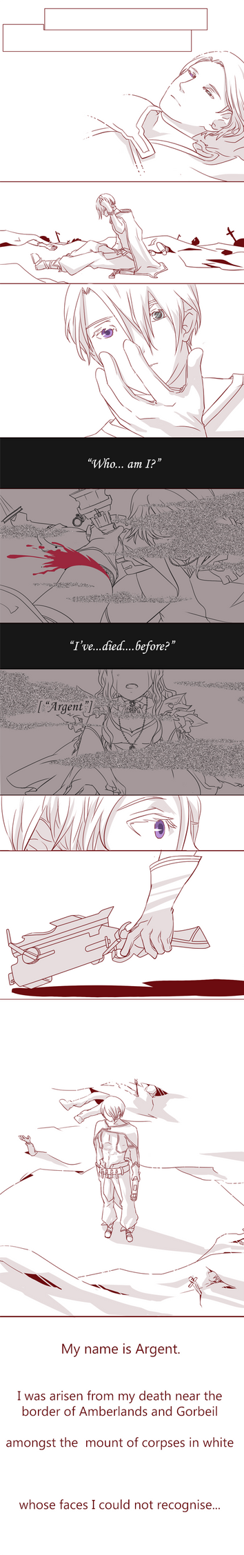 [PFFK] The Silver Bullet, part 1: Ressurection by yami-izumi